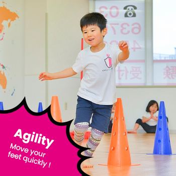 Agility Move your